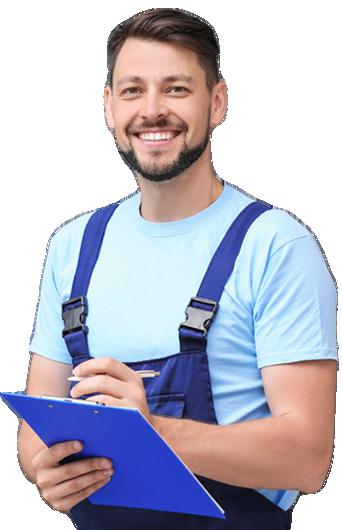 service-kraft-usv-dienstleistung-blau